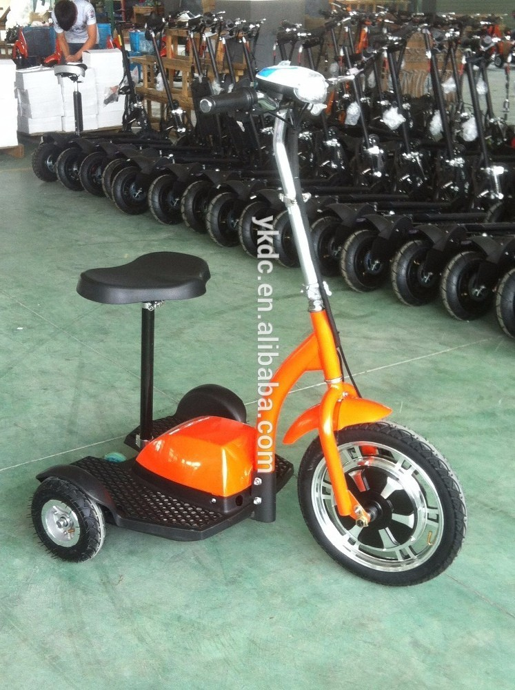 Adults Mobility Three Wheels Electric Scooter For