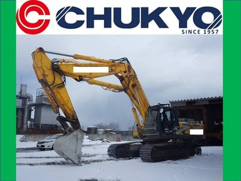 < Sold Out > Used Kobelco Excavator Sk350dlc-8 From Japan - Buy Demolition  Machine,Ultra Long Attachment,Separate Boom Product on Alibaba com