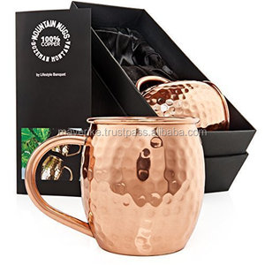 Moscow mule copper mugs manufacturer & wholesale Copper Mugs