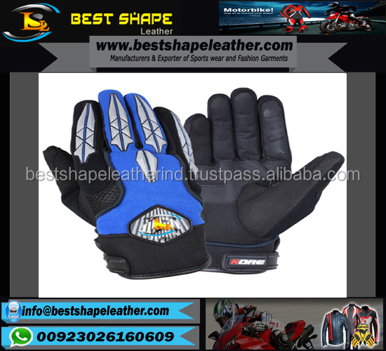 Motor Bike Sport Racing Synthetic leather Gloves/Mountain Bike/Motorcross BSLI