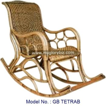 Unique Rattan Furniture, Rattan Chair, Rocking Chair