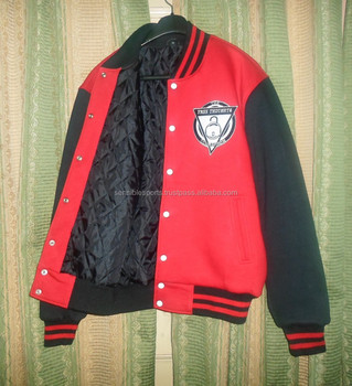 3dd17c6a0aa American Football Jackets / Custom Basketball Jacket - Buy Varsity ...