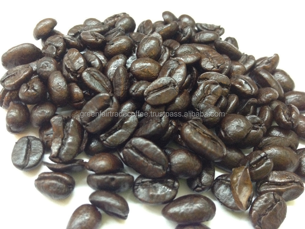 Roasted Arabica Coffee Beans Vietnam