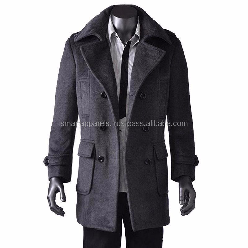 Mens Long Coat, Mens Long Coat Suppliers and Manufacturers at ...
