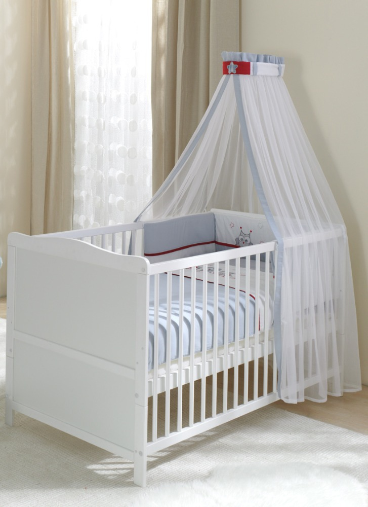 Blanco vintage cuna cuna para adultos beb cama infantil - Cunas y muebles para bebes ...