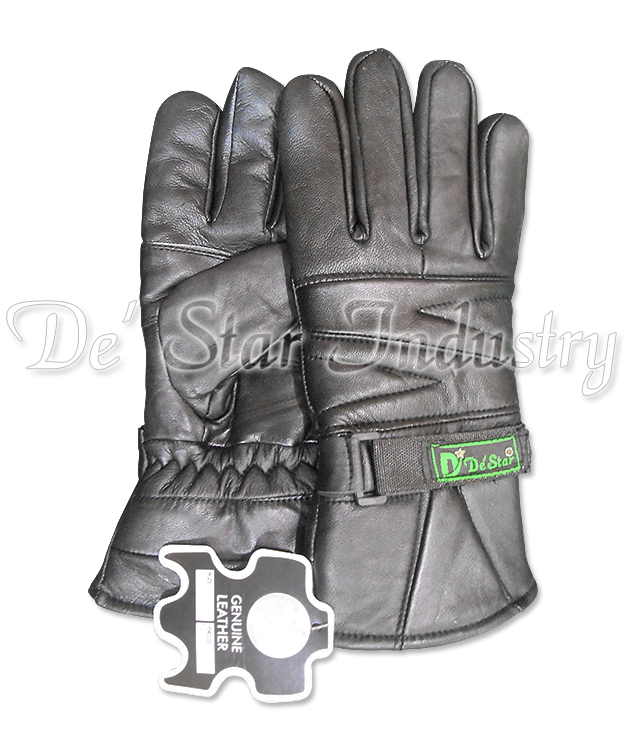 Winter Cheap Price Sheep Pieces Leather Gents Gloves