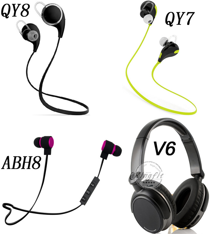 Foldable Made In China Wireless Sport Bluetooth Headset