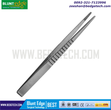 English Model Dressing Forcep/Surgical Forcep/Standard Pattern standard pattern serrated handles