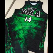 Green Basketball Jersey Design Green Basketball Jersey Design