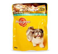 Pedigree Dog Food in Sachets