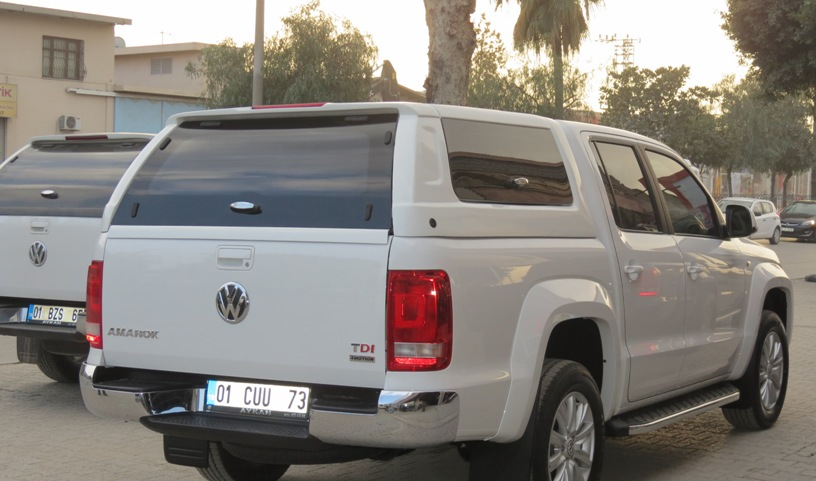 Vw Amarok Canopy With Open Lift Up Side Windows - Buy HardtopCanopy Product on Alibaba.com : vw amarok with canopy - memphite.com