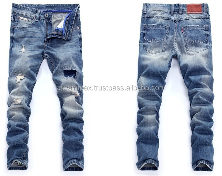 Pakistan Damaged Jeans, Pakistan Damaged Jeans Manufacturers and ...