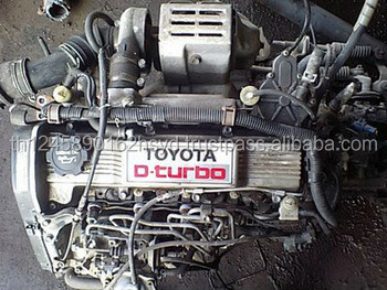 USED ENGINE 1N NA 1N-T TURBO DIESEL FOR TOYOTA