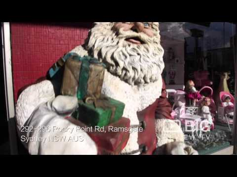Retail | The Christmas Shop | Christmas | Ramsgate | NSW | Review | Content