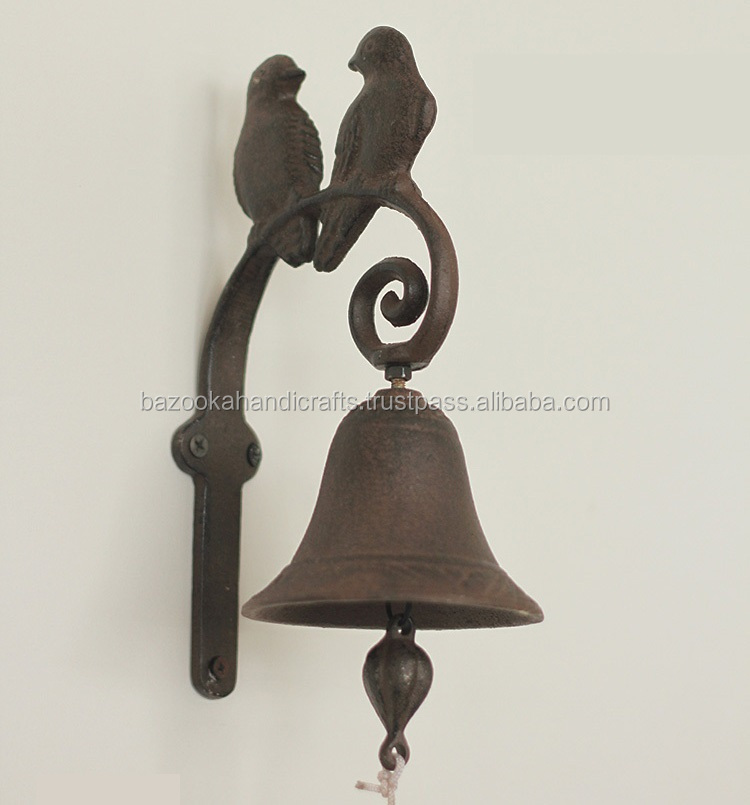 Door Bell Iron Hanging Cast Product On Alibaba