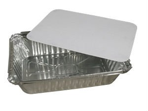 Aluminum Foil Box For Food Packaging From Dubai - Buy Food Packaging
