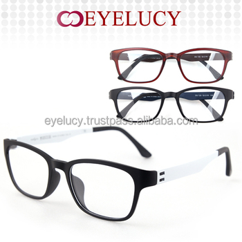 2015 New Korea Fashion Glasses Ultem Frames Made In Korea - Buy ...
