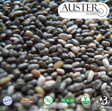 100% Natural and Fresh Chia Seeds for Bulk Sale. Exported from the USA