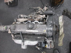 JDM USED ENGINE 4D56 FOR CAR MITSUBISHI