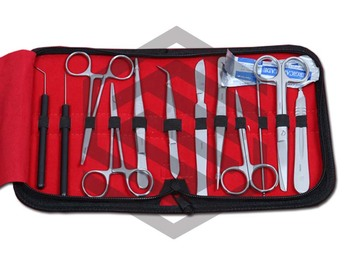 Dissecting Set / Medical Students Anatomy Biology Dissection Kit