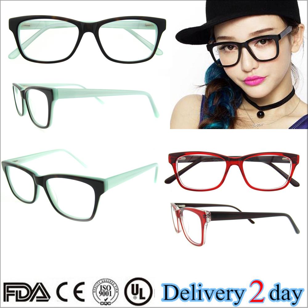 2017 Best Seller Famous Brands Optical Glasses Frame - Buy Glasses ...