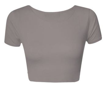 923437d5b94de Plain Crop Tops Wholesale - Buy Womens Crop Tops,Blank Crop ...