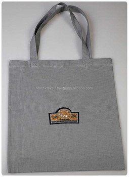 Cotton Bag Food Carrying Paper Carry Bags Woodland