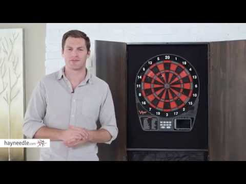 Viper 797 Electronic Dart Board and Darts Set - Product Review Video