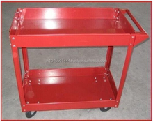 EASY HANDLING SERVICE CART/TWO PLATES(SC-1240)