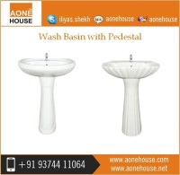 Best Sanitary Ware Manufacturer Companies in India Offer Wide Range Of Pedestal Wash Basin
