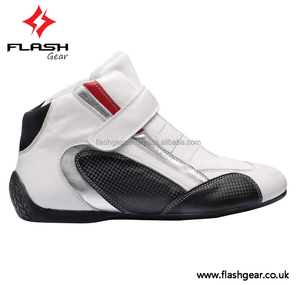 Cik/fia Homologated Karting Shoes,Level 2 Adult Kart Racing Boot ...