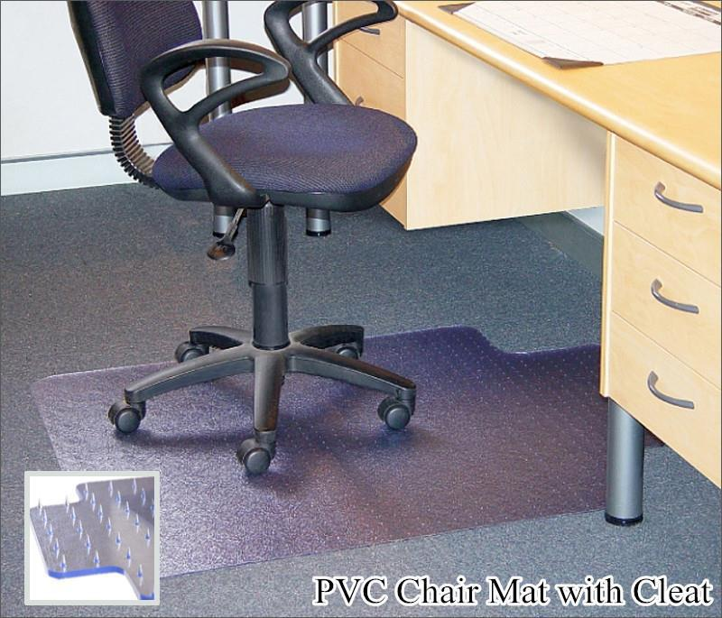 rolling office floor chair mats vinyl desk round mat l under clear