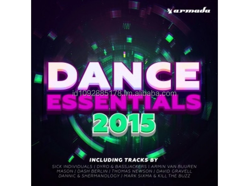 Compilation - Dance Essential 2015 (2 cd) - Various artist