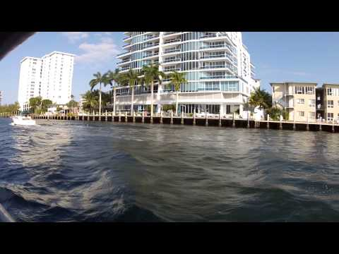 GoPro Cruise - GoPro Boat Cruise Fort Lauderdale Water Taxi