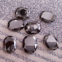 Super Quality Oval cut loose moissanite diamond in bulk sale