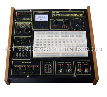 Db Tech Db-711 Analog Trainer System/analog Training Kit/trainer ...