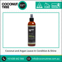 Reputed Supplier of Best Quality Protein Rich Coconut and Argan Oil Leave in Conditioner Leave in for Bulk Buyers