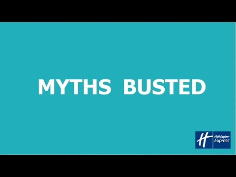 Holiday Inn Express Mythbusters - OTAs