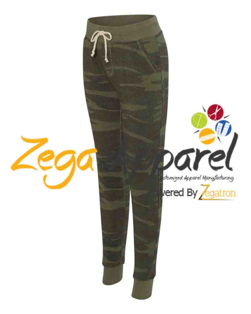Zegaapparel Wholesale Slim Fit für Frauen Camafluage Jogger Sweat Pants