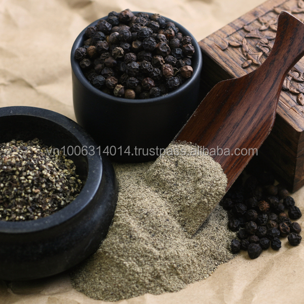 High quality black pepper from Vietnam