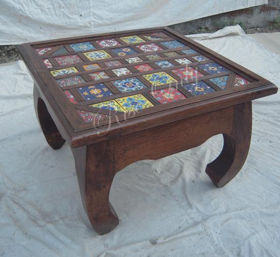 Ceramic Tile Table Tile Design Ideas