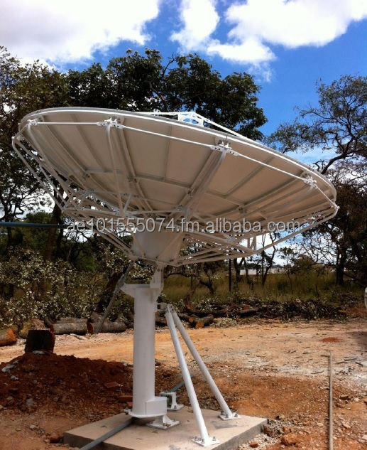 Probecom 3.7M Earth Station 2-Port RxTx Antenna