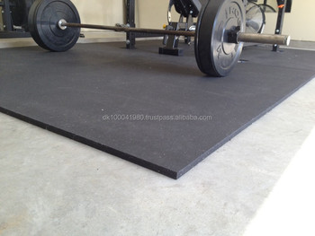 Reach Certificated Rubber Mats Weight