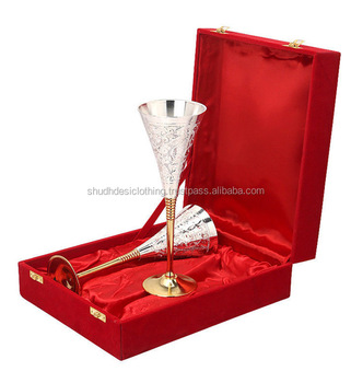 Silver plated beautiful hand carving wine glass set gift articles silver plated beautiful hand carving wine glass set gift articles online negle Image collections