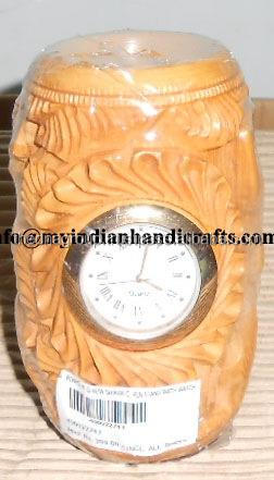 Wooden Carving and Painted Gift Item-5