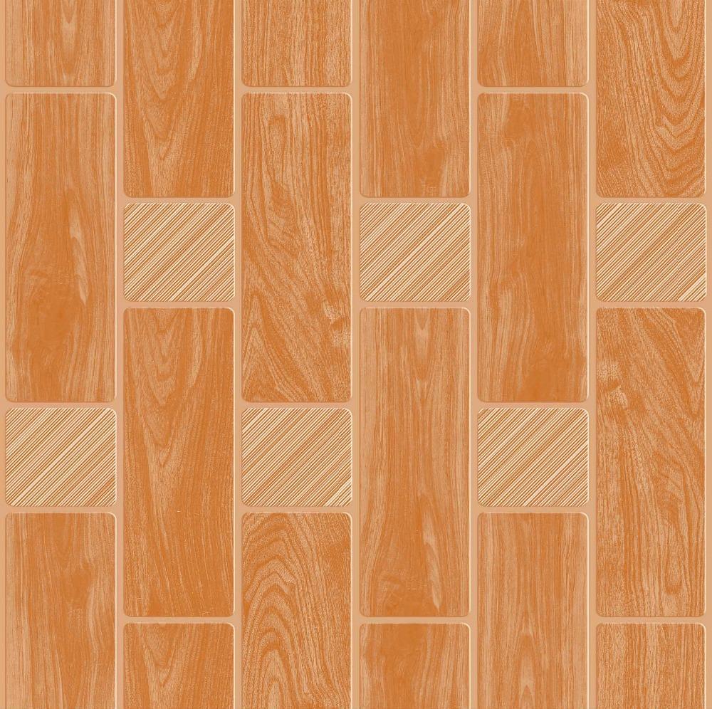 Discontinued Non Slip Wooden Glazed Ceramic Floor Tile