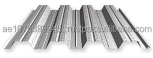 75 X 305 PROFILE STEEL DECKING SHEET SUPPLIER IN U.A.E.