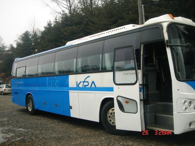 Korean Daewoo Used Buses - Buy Used Daewoo Buses,Korean Used Buses