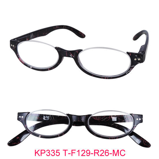 comfortable soft touch rubber reading glasses with multi