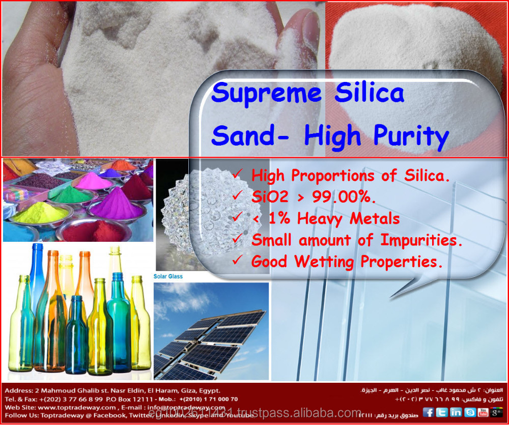 Egypt Silica Sand Price Egypt Silica Sand Price Manufacturers and
